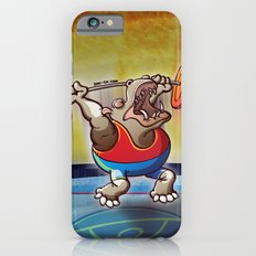 Olympic Weightlifting Hippopotamus Slim Case iPhone 6s