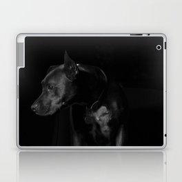 The black dog 7 Laptop & iPad Skin