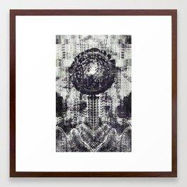 Eternal B-Side Framed Art Print