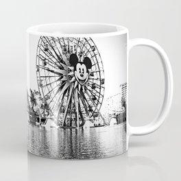 California Adventure: Paradise Pier Coffee Mug