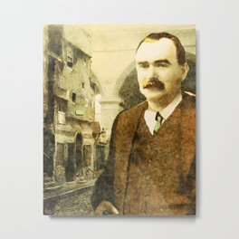 James Connolly (1868-1916) at Cowgate Metal Print