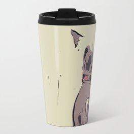 Chinese crested 8 Travel Mug