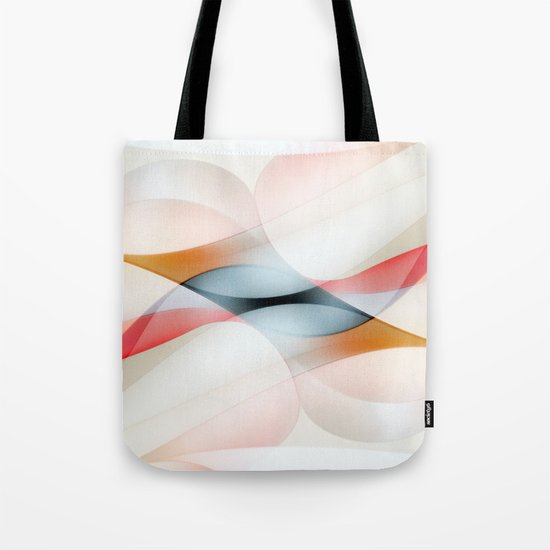 The lines Tote Bag