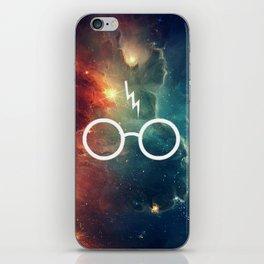 Lightning Scar Nebula HP iPhone Skin