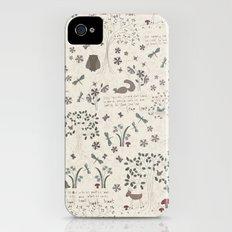 Woodland Secrets iPhone (4, 4s) Slim Case