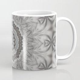 Silvery dream mandala Coffee Mug