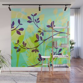 Fanciful Forest Wall Mural