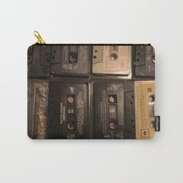 The Mixed Tape Project Carry-All Pouch