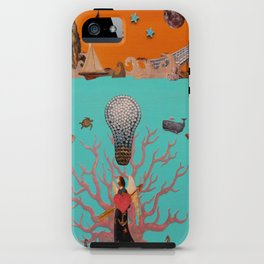 All That We Perceive iPhone Case