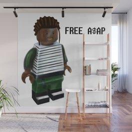 Free A$AP Wall Mural