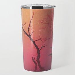 Red Mist Travel Mug