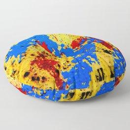 Raider Tag Floor Pillow