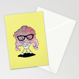 Brainy Hipster Stationery Cards