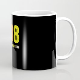TR-808 Retro Electronic Drum Machine Coffee Mug