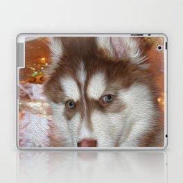 Husky Eyes Laptop & iPad Skin