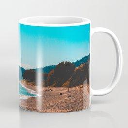 Stone bay at greece in the summer Coffee Mug