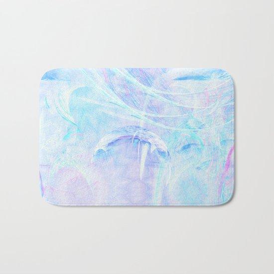 Delicate fairy world Bath Mat