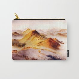 Vorarlberg in Austria Carry-All Pouch