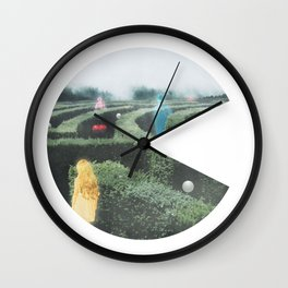 Sir, We Are Hunting Ghosts Wall Clock