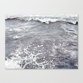 Water Flows Canvas Print