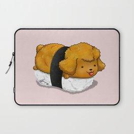 Poodle Nigiri Laptop Sleeve