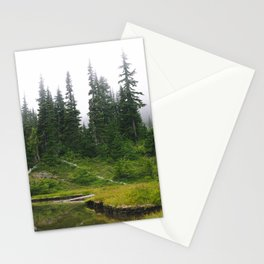 Pond of the False Prophet Stationery Cards