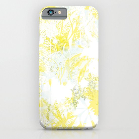 Blooming Flowers iPhone & iPod Case