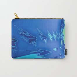 Sonic Invasion 1 Carry-All Pouch