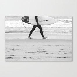 Huntington Beach Southside Canvas Print