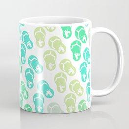 Flip Flop Unicorn Coffee Mug