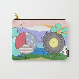 Hippie Life Carry-All Pouch
