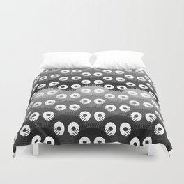 susuwatari pattern Duvet Cover