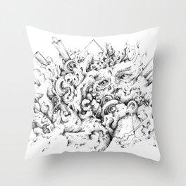 equilook Throw Pillow