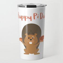 Delicious Pi Day Travel Mug