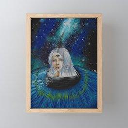 I found the exit Framed Mini Art Print