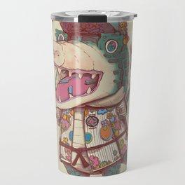 Kuroko-Dairu Travel Mug