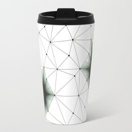 FLOWER NET Travel Mug