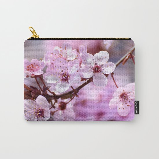 """""""Pink dreams"""". Spring is here. Carry-All Pouch"""