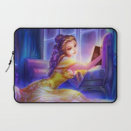 Sleepless Nights-Belle Laptop Sleeve