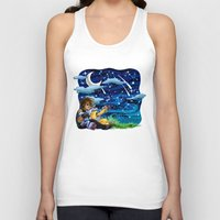 constellations Tank Tops featuring constellations by Catus