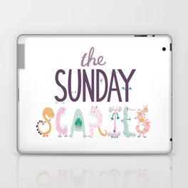 The Sunday Scaries Laptop & iPad Skin