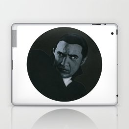 Bram Stoker's Dracula on vinyl record print Laptop & iPad Skin