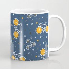 Road Bike & Chain Coffee Mug