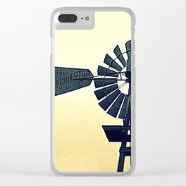 aire Clear iPhone Case