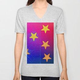 Starweb ... Unisex V-Neck