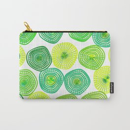 Lemon-Lime Lift Carry-All Pouch