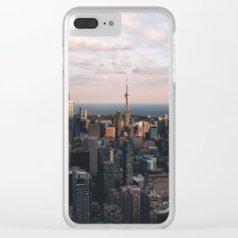 One Bloor Clear iPhone Case