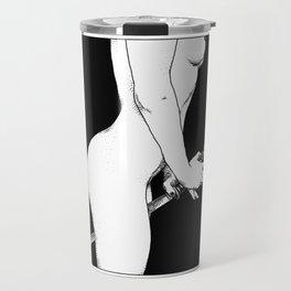 asc 477 - Le frisson de plaisir (The thrill) Travel Mug