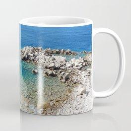 Travel around Montenegro, the Adriatic Sea Coffee Mug