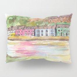 Portree, Scotland Pillow Sham